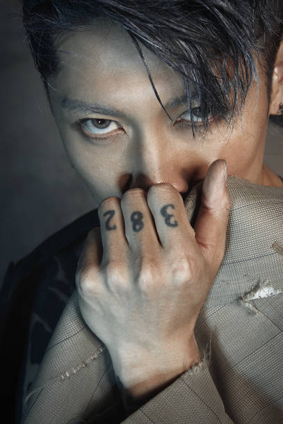 MIYAVI/Photo by Ben Duggan