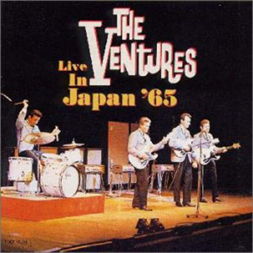 『Ventures Complete Live In Japan '65』('95)/The Ventures