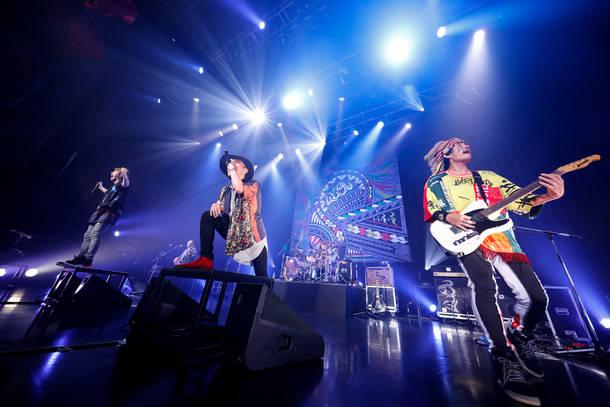 7月12日@新木場STUDIO COAST photo by 木村泰之