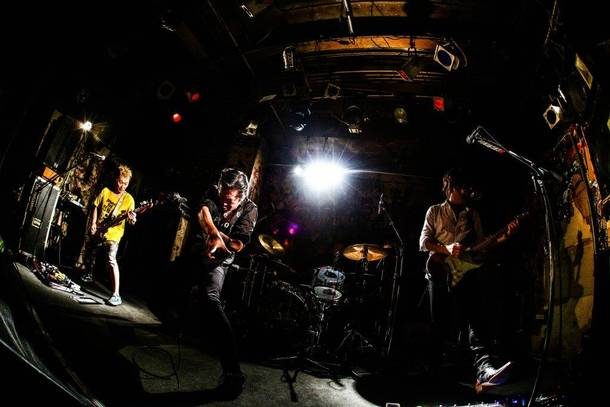 7月11日@大阪・十三ファンダンゴ(怒髪天) photo by 渡邊一生