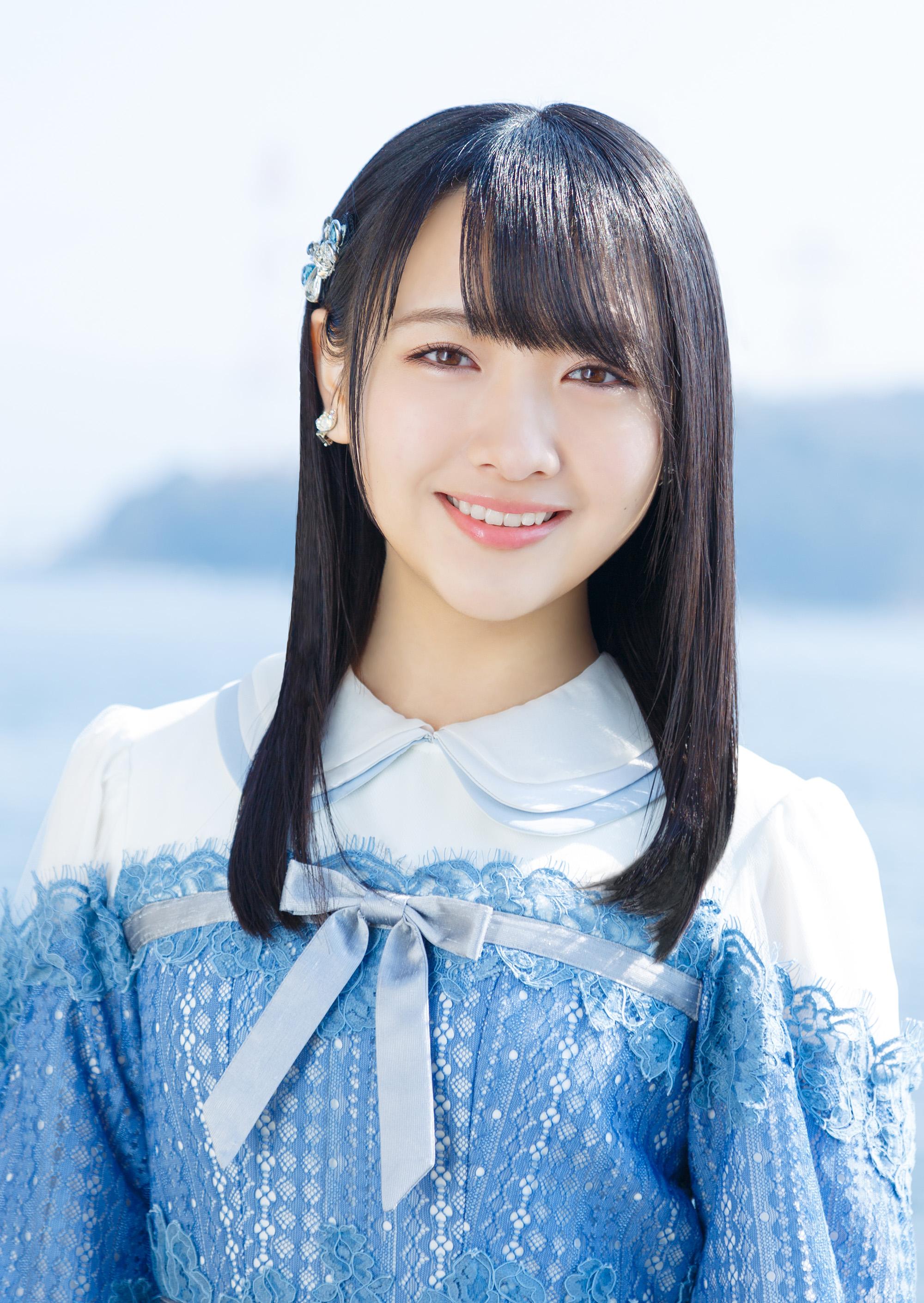 石田千穂(STU48)※初選抜