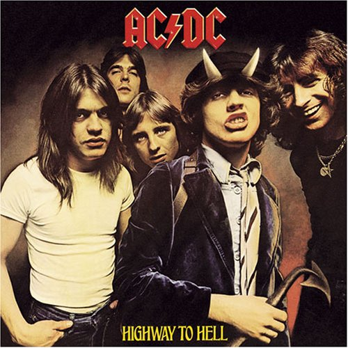 『Highway to Hell』('79)/AC/DC