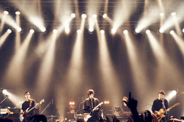 2019年7月16日 at TSUTAYA O-EAST(androp)