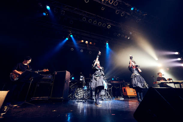 2019年7月16日 at TSUTAYA O-EAST(Gothic×Luck)
