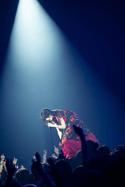 7月27日(土)@幕張メッセ国際展示場9.10ホール photo by 田中聖太郎