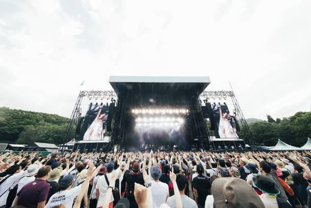 7月28日@『FUJI ROCK FESTIVAL'19』