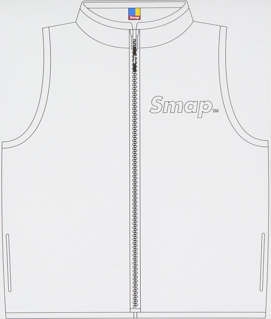 「らいおんハート」収録アルバム『Smap Vest』/SMAP