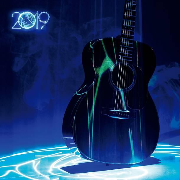 アルバム 『2019』【完全生産限定盤-PERFECT BOX-(DVD+LP付)】