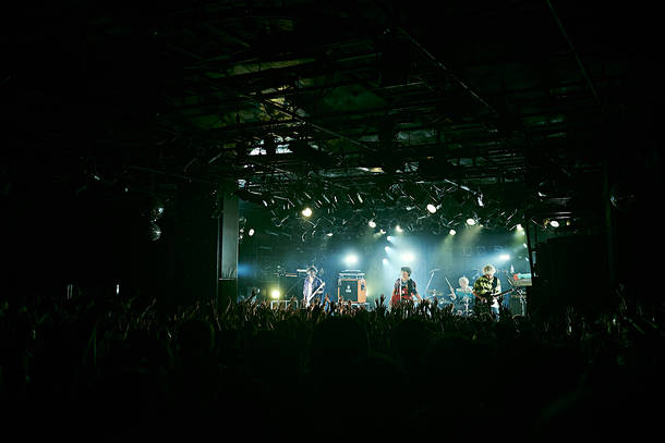 7月25日 at 渋谷CLUB QUATTRO(KEYTALK)