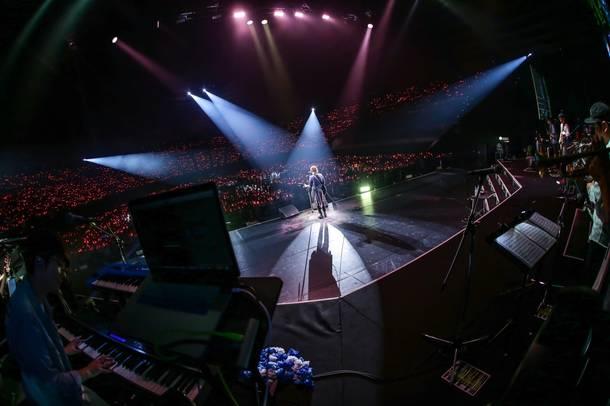 7月31日@大阪城ホール photo by SARU(SARUYA AYUMI)
