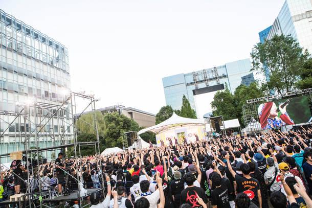 8月4日@『TOKYO IDOL FESTIVAL 2019』