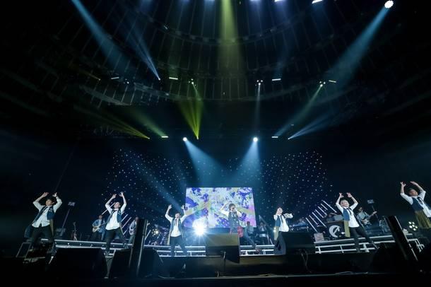 ※写真は7月31日大阪城ホール公演のもの