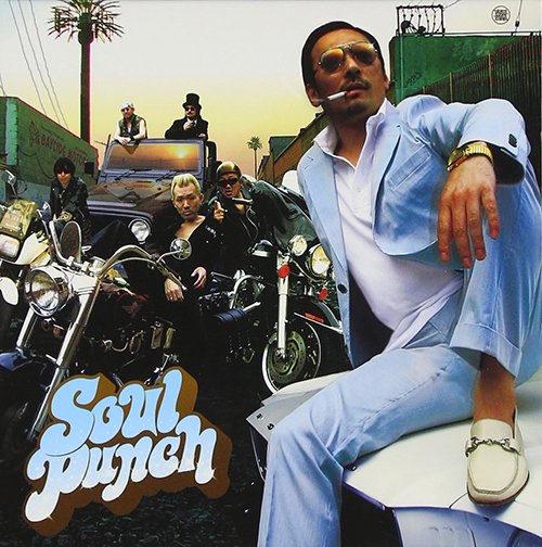 『Soul Punch』('05)/クレイジーケンバンド