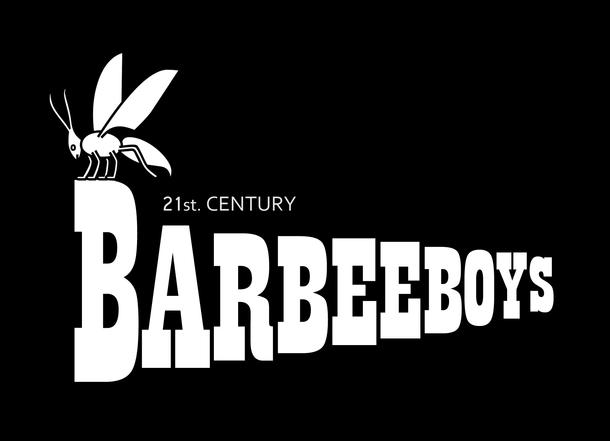 BARBEE BOYS ロゴ