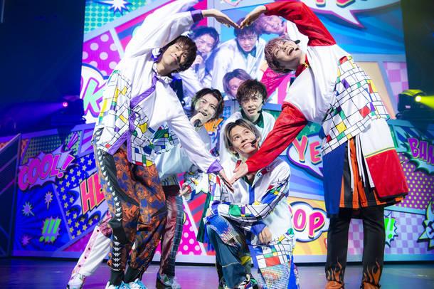 【超特急 ライヴレポート】 『EUPHORIA~Breakthrough,  The Six Brave Stars~』 2019年8月8日 at パシフィコ横浜 国立大ホール