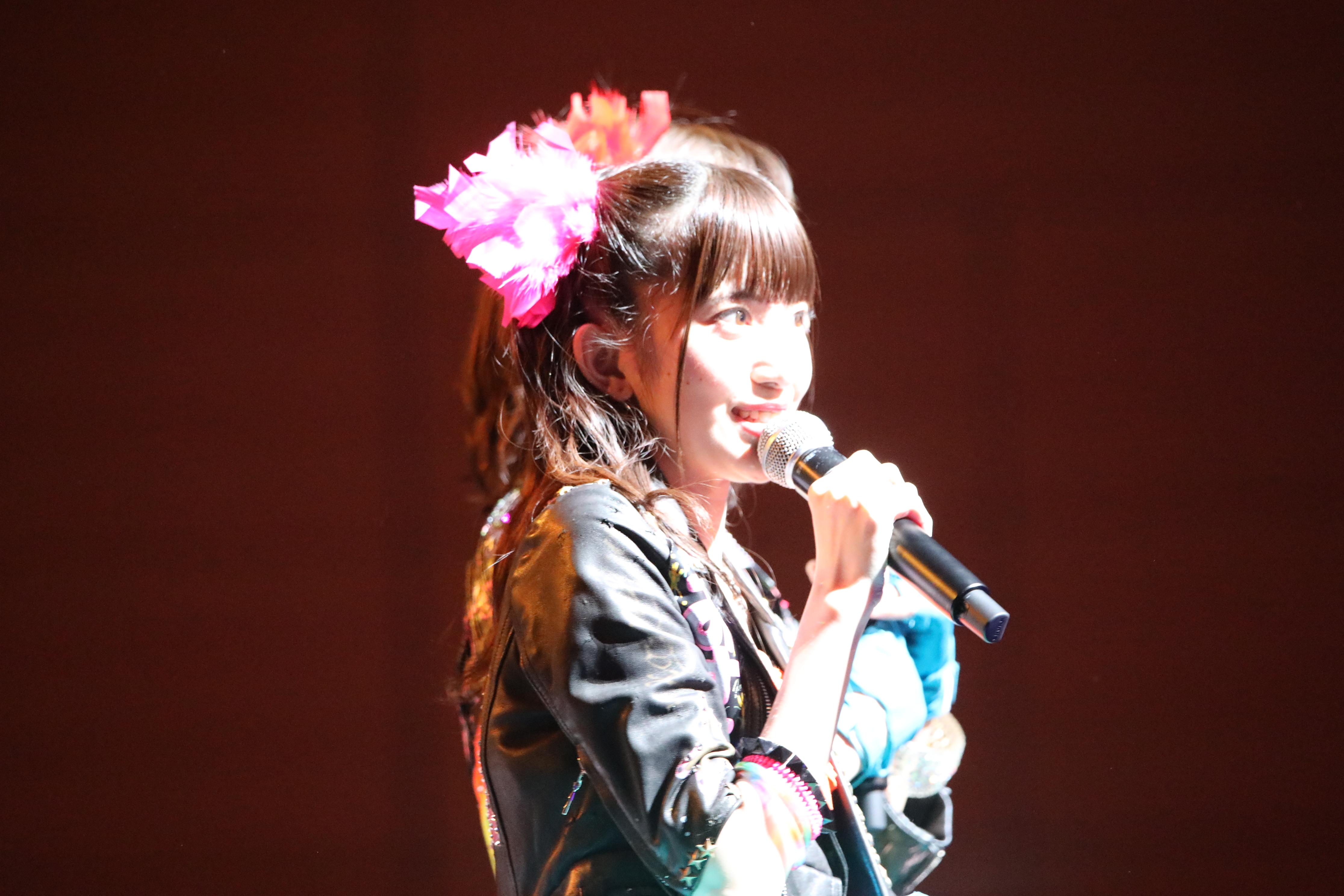 寺田美咲「この曲は、私が奈緒ちゃんとやりたいと思っていました。無事に披露することができて、とっても嬉しいです!」