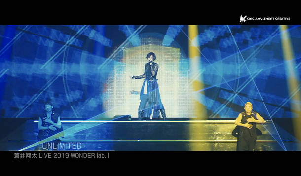 「UNLIMITED」(from 『LIVE 2019 WONDER lab. I』)