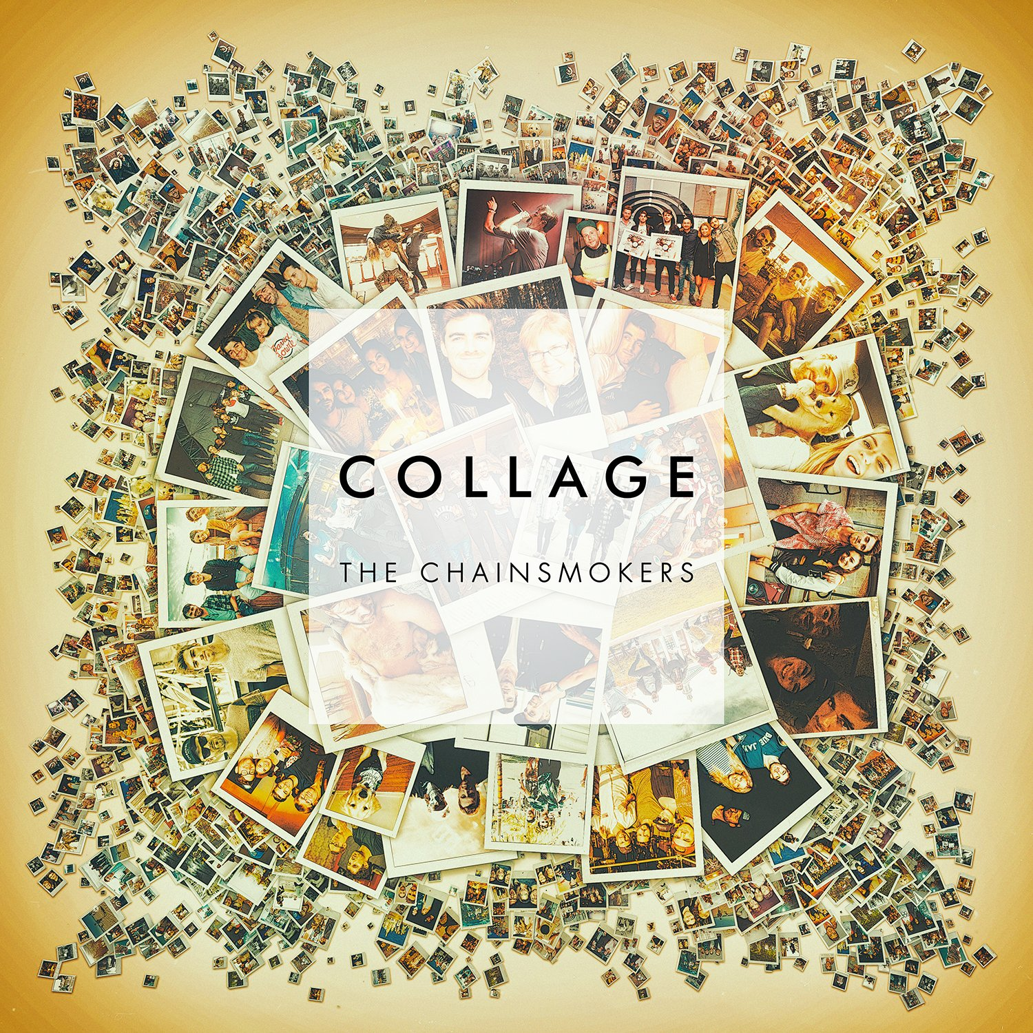 「Closer ft. Halsey」収録EP『Collage』/The Chainsmokers