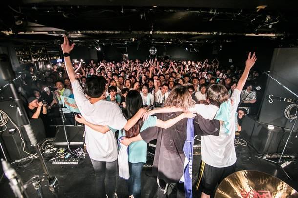 2019年7月27日 at 新代田FEVER