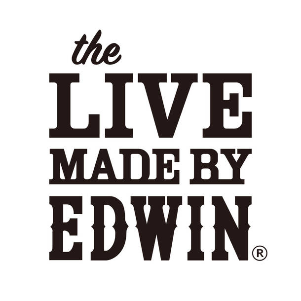 『The LIVE -MADE BY EDWIN-』ロゴ