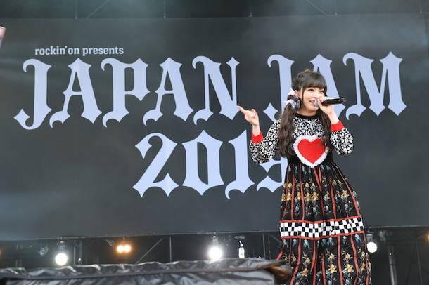 きゃりーぱみゅぱみゅ@『JAPAN JAM 2019』