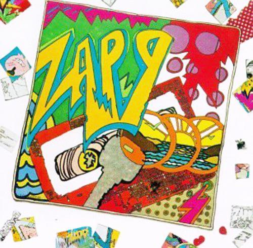 『Zapp』('80)/Zapp