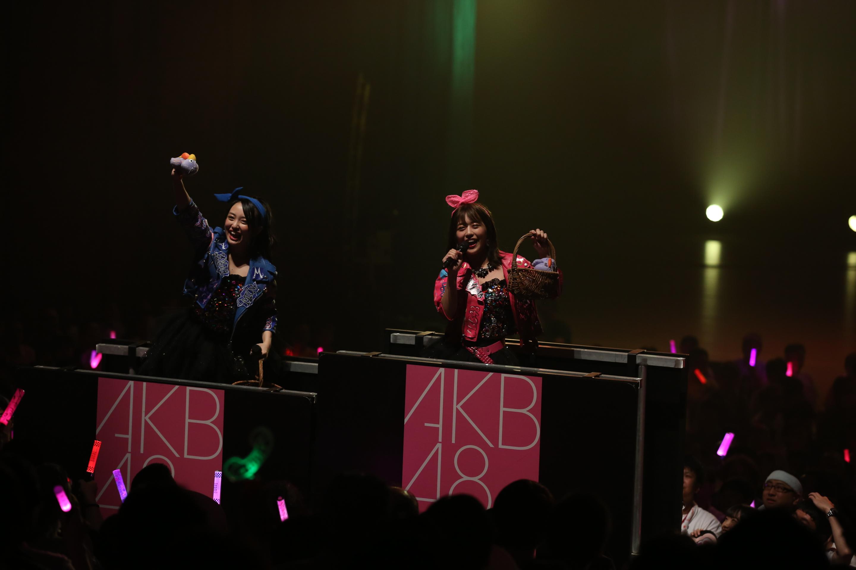 向井地美音と篠崎彩奈「私たちはチーム埼玉です!」
