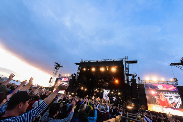 『RISING SUN ROCK FESTIVAL 2019 in EZO』
