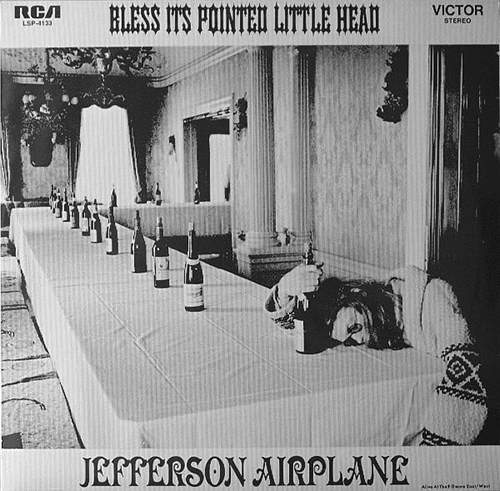 『Bless Its Pointed Little Head』('69)/Jefferson Airplane