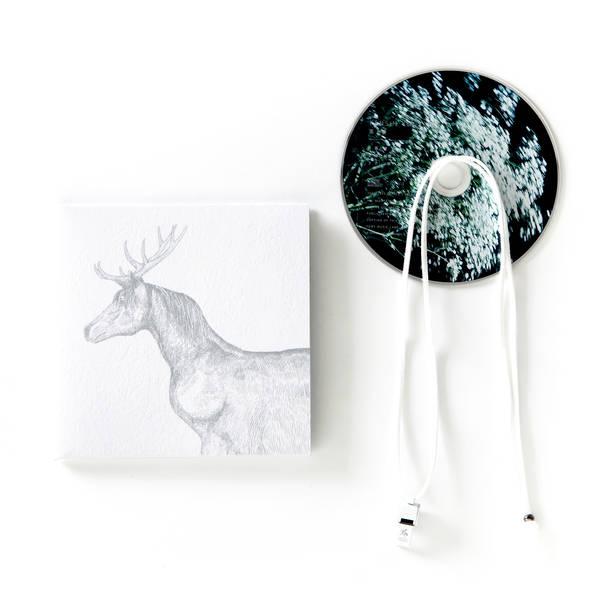 シングル 「馬と鹿」【ノーサイド盤(初回限定)】(CD+ホイッスル型ペンダント(レザージャケ))商品展開写真