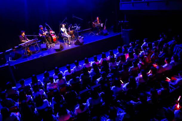 8月23日@浅草花劇場 photo by 笹森健一