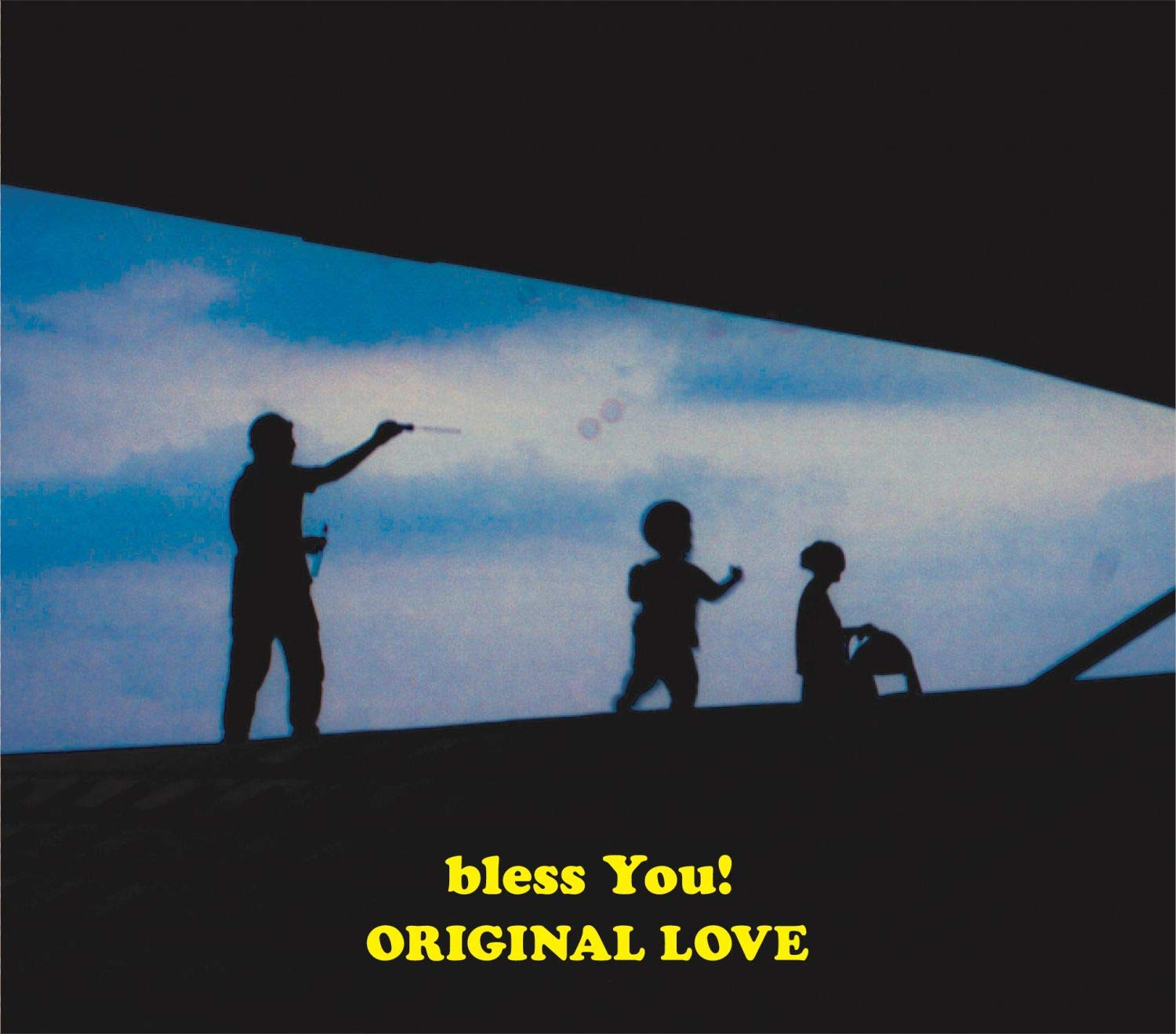 「bless You!」収録アルバム『bless You!』/ORIGINAL LOVE