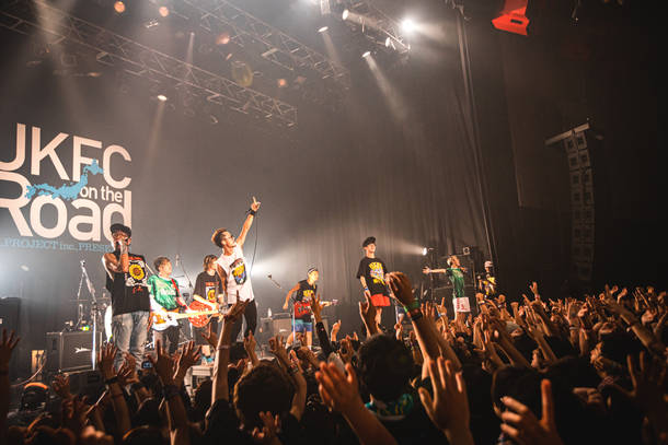 8月22日@新木場STUDIO COAST(TOTALFATコラボ)photo by かわどう