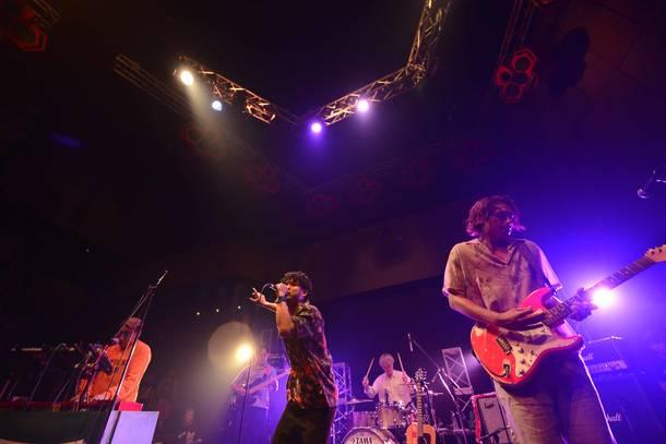8月22日@新木場STUDIO COAST(SPiCYSOL)photo by YUKI KAWAMOTO
