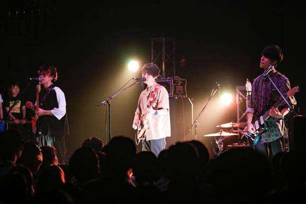 8月22日@新木場STUDIO COAST(the shes gone)photo by かわどう