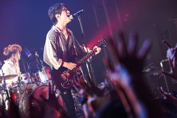 8月22日@新木場STUDIO COAST(BIGMAMA)photo by AZUSA TAKADA
