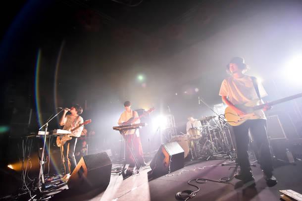 8月22日@新木場STUDIO COAST(EASTOKLAB)photo by AZUSA TAKADA