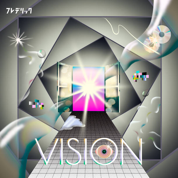 EP『VISION』【通常盤】(CD)