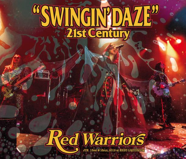アルバム『SWINGIN' DAZE 21st CENTURY』【通常盤】