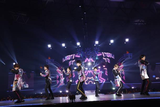 8月28日@幕張メッセ国際展示場9ホール(M!LK)