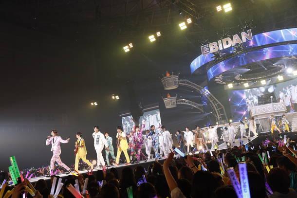 8月28日@幕張メッセ国際展示場9ホール(オープニング)