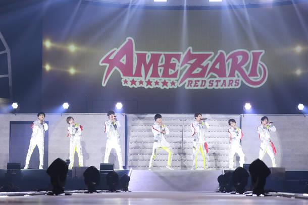 8月29日@幕張メッセ国際展示場9ホール(AMEZARI -RED STARS-)