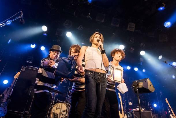 8月23日 at 渋谷CLUB QUATTRO