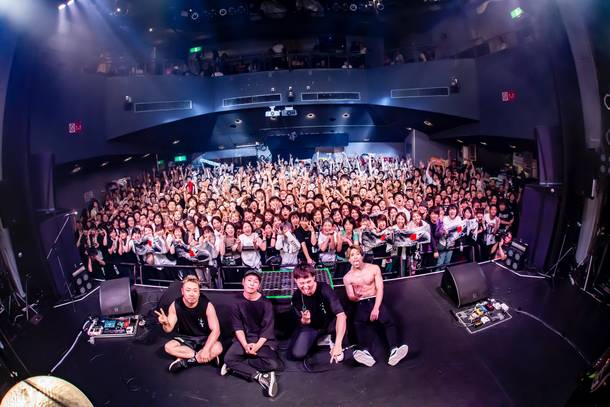 2019年8月23日 at TSUTAYA O-WEST