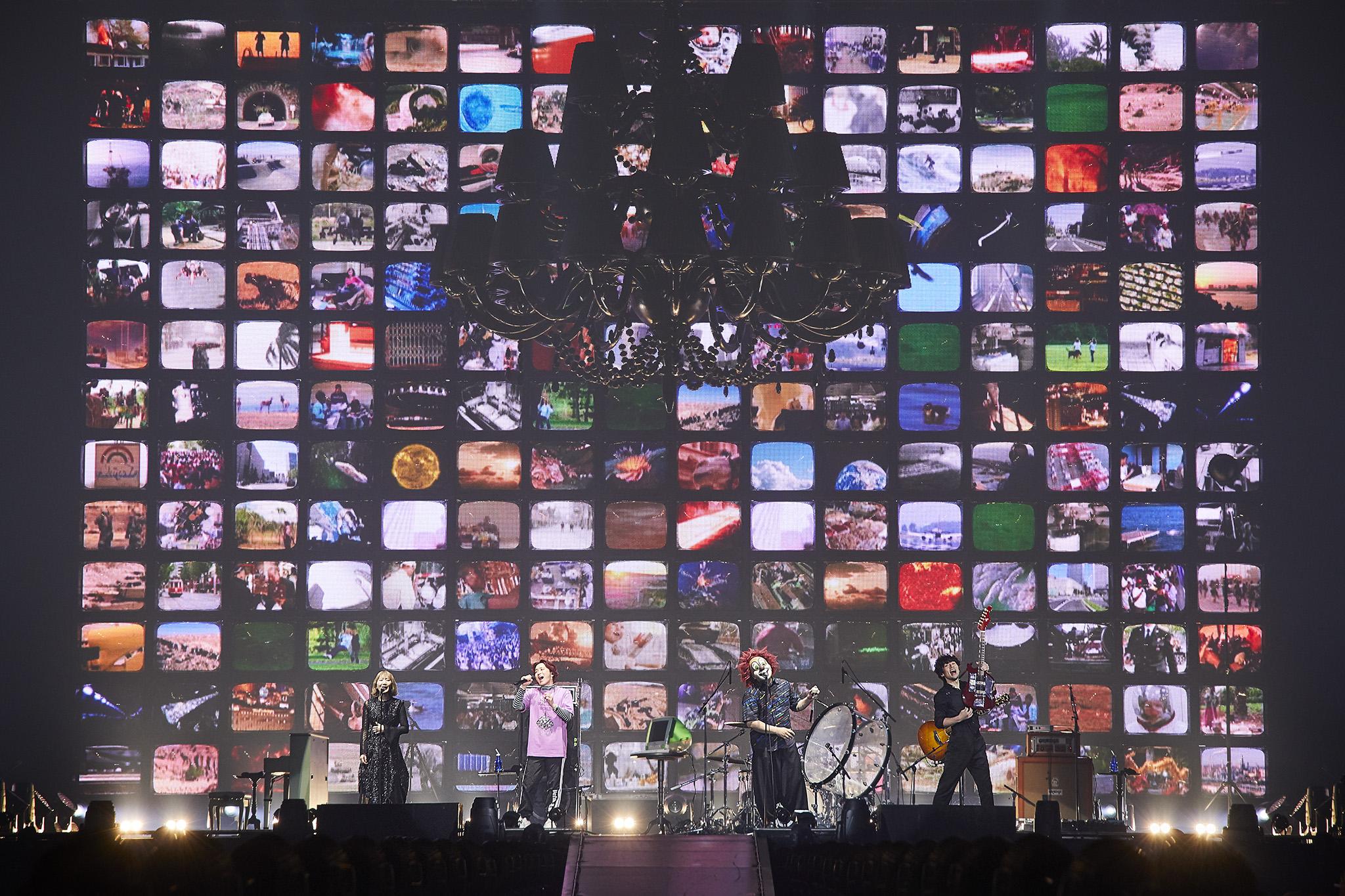 【SEKAI NO OWARI ライヴレポート】『SEKAI NO OWARI TOUR 2019「The Colors」』2019年7月25日 at 幕張メッセ 国際展示場4〜6ホール