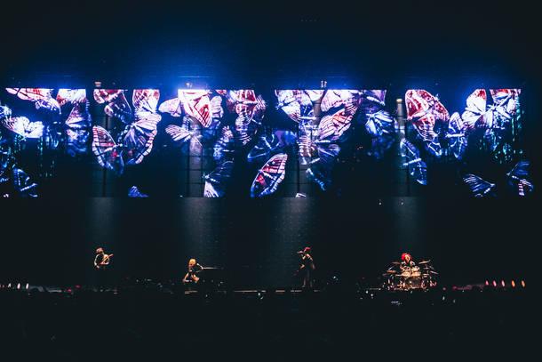 ※写真はさいたまスーパーアリーナ公演のもの/photo by 横山マサト