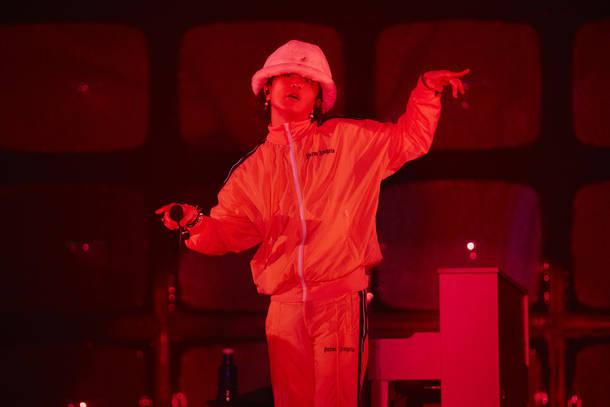 ※写真はさいたまスーパーアリーナ公演のもの/photo by 立脇卓