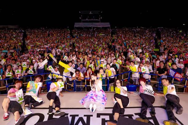 8月31日(土)@日比谷公園大音楽堂 photo by 吉場正和
