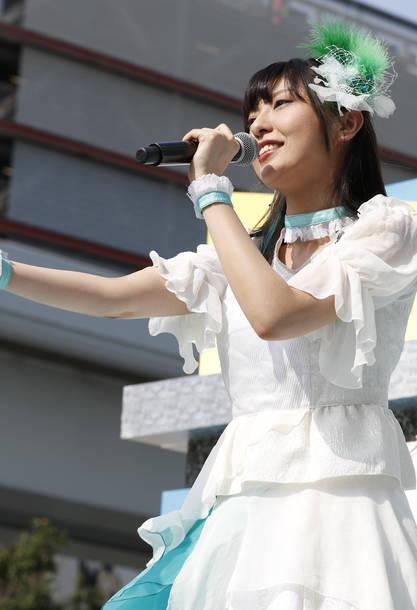 9月1日@東京・お台場のTHE ODAIBAマイナビステージ photo by 石原汰一