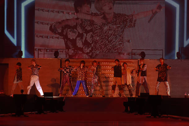 2019年8月29日 at 幕張メッセ国際展示場9・10ホール(SUPER★DRAGON)